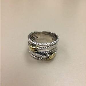 david yurman ring size 8